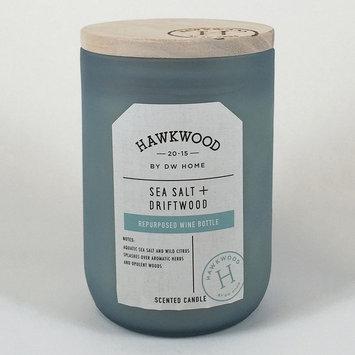 Hawkwood Sea Salt & Driftwood 13-oz. Candle Jar, Blue