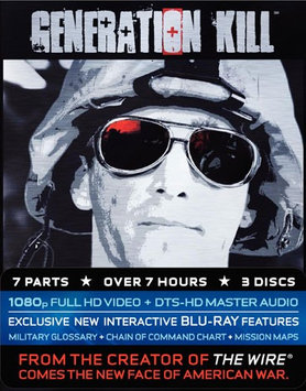 Hbo Studios [Generation Kill [Blu]ray]