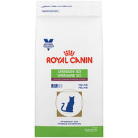 Royal Canin Veterinary Diets Royal Canin Veterinary Diet Feline Urinary SO Olfactory Attraction Dry Food, 7.7 lb