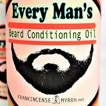 Beard Oil Leave-in Conditioner 100% All Natural & Organic