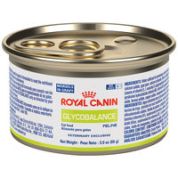 Royal Canin Veterinary Diet Feline Glycobalance Morsels In Gravy Wet Cat Food, 3.0 oz, Case of 24