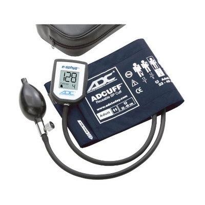 ADC E-SPHYG Digital Aneroid Sphygmomanometer, Adult, Navy