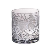 Majestic Crystal Grape 14 oz. Crystal Cocktail Glass (Set of 4)