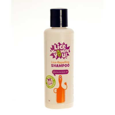 Lice Knowing You Lice Repelling Shampoo - 8oz