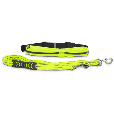 Good2Go Active Running Lead for Dogs in Yellow Lead