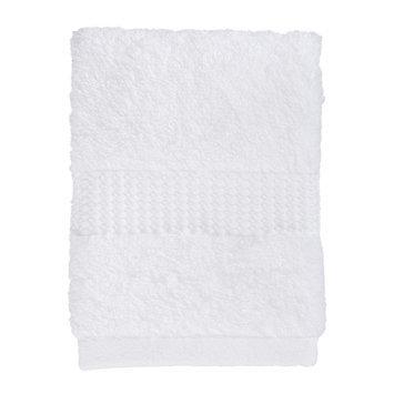 Martex Supima Luxe Wash Cloth, White