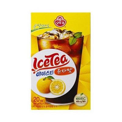 OTTOGI Ice Tea Citron 20Pcs