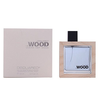 He Wood Ocean Wet Wood By Dsquared2 Edt Spray 3. 4 Oz