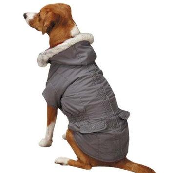 Pet Edge Dealer Services East Side Coll 3 in 1 Eskimo Dog Jacket XL Gray