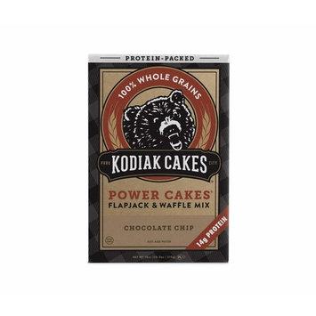 Kodiak Cakes Power Cakes Chocolate Chip Flapjack & Waffle Mix- 18oz [Chocolate Chip]