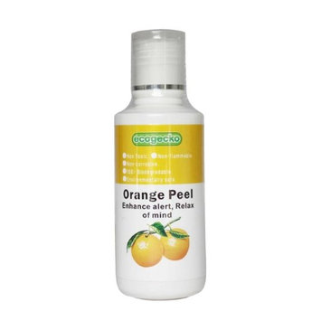 Unilution Inc EcoGecko Therapeutic Aroma Oil (100 ml) for Water Based Air Purifier Revitalizer - Orange Peel - 75002