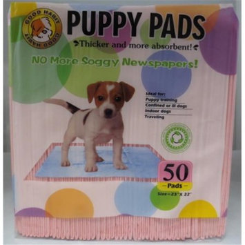 Best Pet Supplies VPP-501 Pink Value Pack Puppy Training Pads - 23 in. X 22 in. - 50 pcs-pk