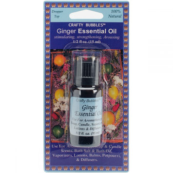 Crafty Bubbles Ginger Essential Oil
