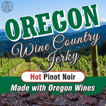 Oregon Wine Country Jerky – (Pinot Noir Hot)
