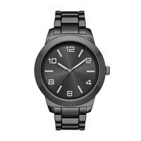 Men's Gunmetal Bracelet Watch