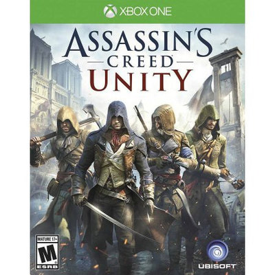 Ubisoft Assassin's Creed: Unity PRE-Owned (Xbox One)
