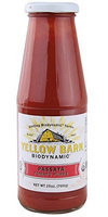 Good Boy Organics Yellow Barn Biodynamic Passata Tomato Puree - 25 oz
