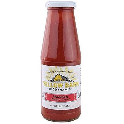 Good Boy Organics Yellow Barn Biodynamic Passata Tomato Puree - 25 oz