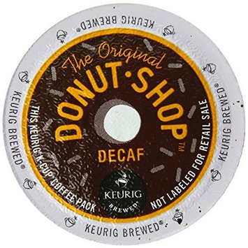 The Original Donut Shop Decaf Coffee 22 Count (Pack of 4)