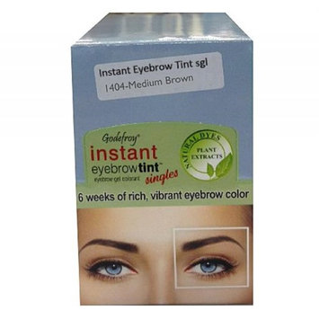 Innovative Beauty Products, L.l.c. Innovative Beauty Products 1404 Instant Eyebrow Tint Botanicals Singles - Medium Brown