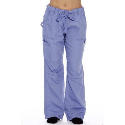 Just Love Women's Scrub Pants / Scrubs (Ceil Utility with Chevron, 2X)