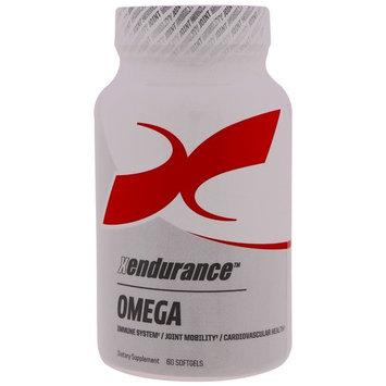 Xendurance, Omega, 60 Softgels