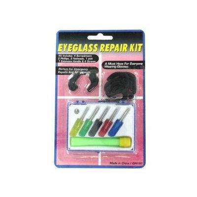 Eyeglass repair kit with case ( Case of 48 )