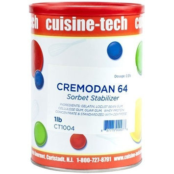 Cuisine Tech Cremodan Sorbet Stabilizer, 1 Pound