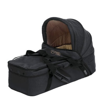 Mountain Buggy Duo Carry Cot, Black (Discontinued by Manufacturer)
