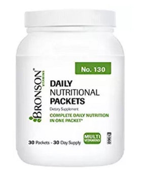 Bronson Vitamins Daily Nutritional Packets