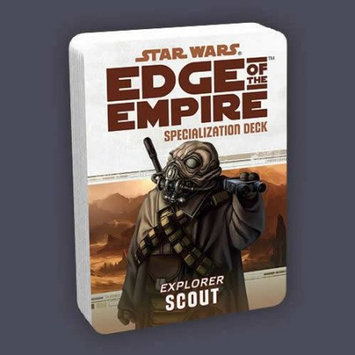 Fantasy Flight Games Star Wars Edge of the Empire Specialization Deck Scout