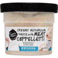 Sam's Choice Creamy Mushroom Sauce With Meat Cappelletti