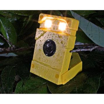 Waka Waka Ww110 Yellow Solar Lamp 16hrs Safe Powerful Light