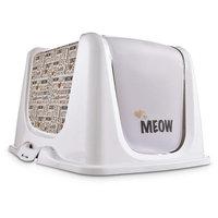 So Phresh Meow Cat Litter Box Privacy Hood, Large
