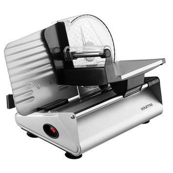 Gourmia Professional Electric Power Food & Meat Slicer, Multicolor