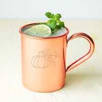 Cathys Concepts Harvest Pumpkin 17 Oz. Moscow Mule Mug