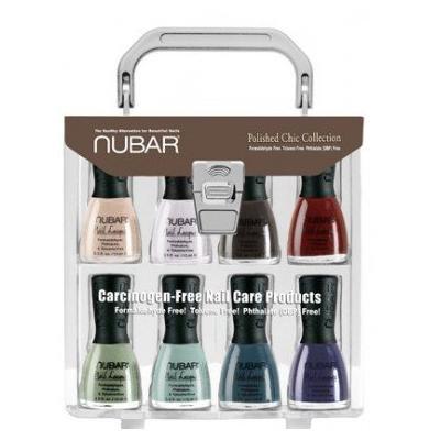 Nubar Polished Chic Collection 8-PC (NPC8)