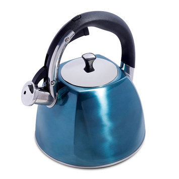 Mr. Coffee Belgrove 2.5-qt. Teakettle, Turquoise/Blue (Turq/Aqua)
