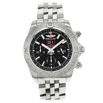 Breitling Windrider Blackbird A4436010/BB71-371A Steel Automatic Men's Watch (Unworn - No Box Papers)