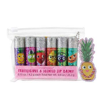 Simple Pleasures 6-pc. Fruitilicious Scented Lip Balm Set, Ovrfl Oth