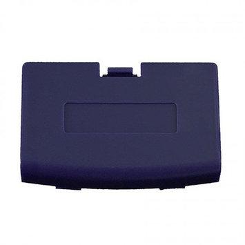 TTX Tech Third Party Battery Door Cover for Nintendo GBA - Purple Indigo