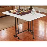 Sullivans Home Hobby Table Cotton Ironing Cover-Fits 59