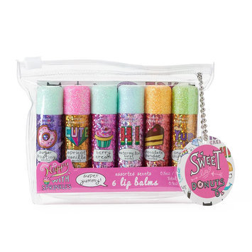 Simple Pleasures 6-pc. Sweets Scented Lip Balm Set, Ovrfl Oth