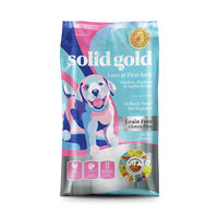 Solid Gold Love At First Bark Chicken, Sweet Potato & Apple Grain Free Dry Puppy Food, 24 lbs.