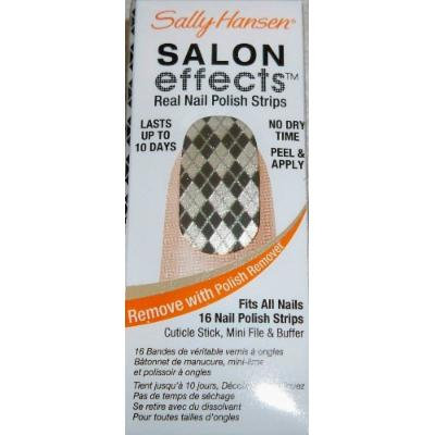 Sally Hansen SALON EFFECTS LIMITED EDITION NEW Winter Collection Prep's Cool