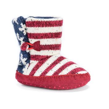 Reliable Of Milwaukee MUK LUKS Baby Slippers