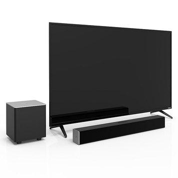 Vizio 50-Inch UHD SmartCast™ TV & Bluetooth Sound Bar Bundle, Black