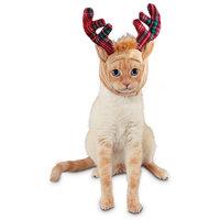 Time for Joy Purrfect Santa Helper Cat Headpiece
