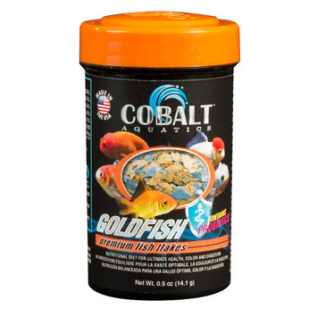 Mojetto Fish & Aquatic Supplies Goldfish Color Flakes 0.5 Oz