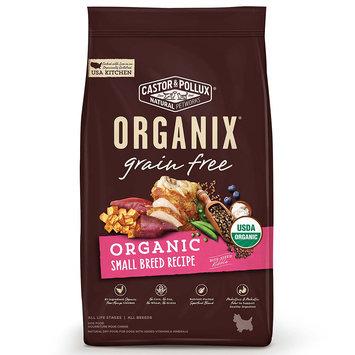 Organix Grain Free Small Breed Dry Dog Food, 4lbs